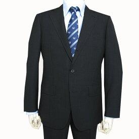 grado collection 春夏秋段返り3つボタン スーツ ブラック ピンドット 9N A4 AB4 AB5 AB7 BB7