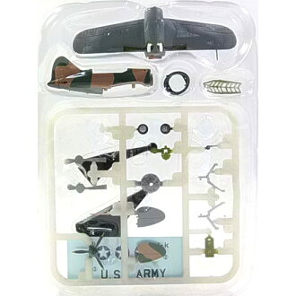The fifth F-toys /F-TOYS 1/144 wing kit collection Vol.9 WWII initial fighter-limited article not for sale buffalo B-339 U.S. Army battle squadron fighter miniature finished product