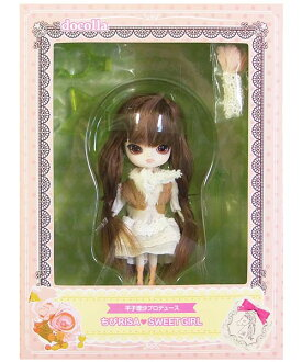 Price 3,990 Yen to 2,480 Yen Groove docolla docolla Chibi RISA SWEET GIRL DD-526 DAL Dal figure completed doll only