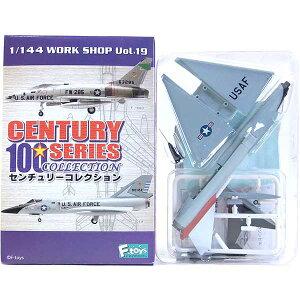 【1B】 エフトイズ 1/144 センチュリーコレクション F-106A デルタダート 194戦闘要撃飛行隊 カリフォルニア州兵空軍 戦闘機 ミリタリー ミニチュア 半完成品 BOXフィギュア 食玩 単品