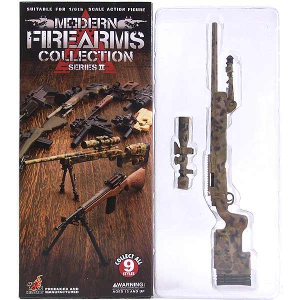 【3】 ホットトイズ 1/6 モダンファイアアームズ Vol.2 M40 w/ MST-100 Rifle Scope ミリタリー ミニチュア 模型 銃 軍隊 自衛隊 特殊部隊 半完成品 単品