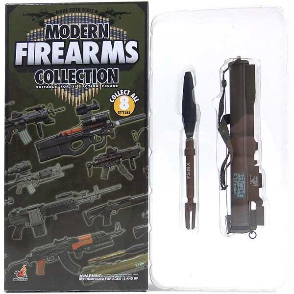 【8】 ホットトイズ 1/6 モダンファイアアームズ Vol.1 M72 LAW 対戦車ロケット弾 ミリタリー ミニチュア 模型 銃 機関銃 軍隊 自衛隊 特殊部隊 半完成品 単品