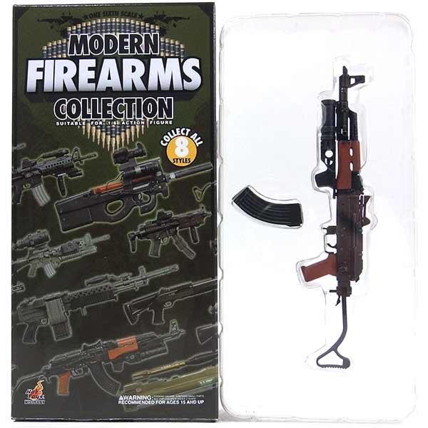 【2】 ホットトイズ 1/6 モダンファイアアームズ Vol.1 AK-74 グレネードランチャー装備 ミリタリー ミニチュア 模型 銃 機関銃 軍隊 自衛隊 特殊部隊 半完成品 単品