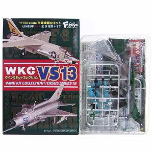 【2C】 エフトイズ 1/144 ウイングキットコレクション VS13 MiG-21FR チェコスロバキア人民空軍 第5戦闘機航空連隊 戦闘機 ミリタリー ミニチュア フィギュア 半完成品 食玩 単品