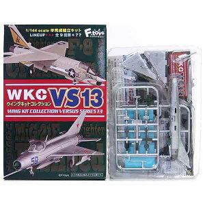 【2A】 エフトイズ 1/144 ウイングキットコレクション VS13 MiG-21F-13 ソ連空軍 第32護衛戦闘機航空連隊 戦闘機 ミリタリー ミニチュア フィギュア 半完成品 食玩 単品