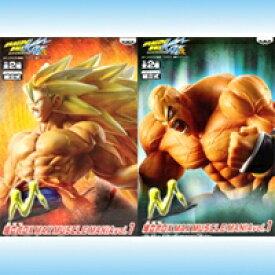 ドラゴンボール改 組立式DX MAX MUSCLE MANIA vol.1 マックス バンプレスト(全2種セット+ポスターおまけ付)【即納】【05P03Dec16】