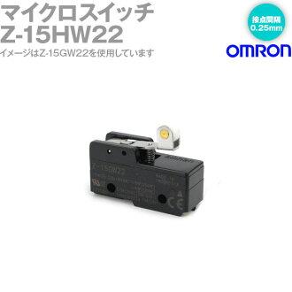 欧姆龙(OMRON)Z-15HW22微动开关Z系列(一般用途的基本开关)NN