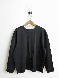 美品 2015AW ARTS&SCIENCE Buck button bulky blouse1【ブラウス】【アーツアンドサイエンス】【トップス】*高価買取中*【中古】【古着】【ナチュラル系】