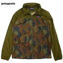 Patagonia Light & Variable Jacket 迷彩 コンパクト 撥水加工 防風 ナイロンジャケット/パタゴニア ライト&バリアブ…