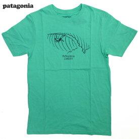 新品/Patagonia/Hang Lips/Tシャツ/Galah Green/カーディフ限定パタゴニア/【あす楽対応_関東_甲信越_北陸_東海_近畿_中国_四国】【ゆうパケット対応】