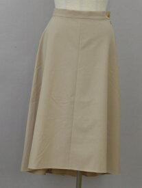 ノーリーズ NOLLEY'S sophi サラサラバックスリットスカート 36サイズ ベージュ レディース F-M11874【中古:新古品・未使用品】【ブランド買取販売トリヴァンドラム】200801