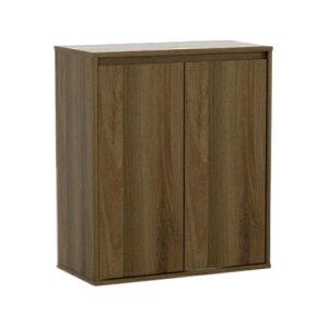 GEX アクアラック ウッド 600BR(ブラウン) 60cm水槽用キャビネット (木製・組立式) 【同梱不可】