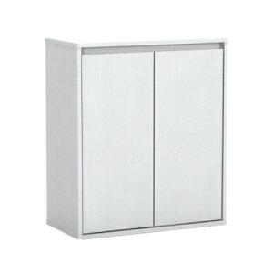 GEX アクアラック ウッド 600WH(ホワイト) 60cm水槽用キャビネット (木製・組立式) 【同梱不可】