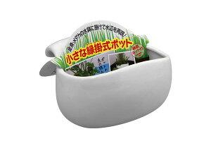 スドー 小さな縁掛式ポット 【熱帯魚・アクアリウム/水質管理用品/肥料・水草育成】