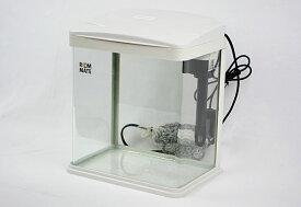 ニッソー ルームメイト238 ホワイト 一体型・小型インテリア水槽セット
