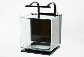 テトラ リビングキューブ12 LC-12 オールインワン・曲げガラスインテリア水槽セット