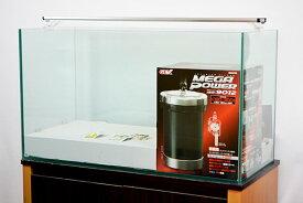 【送料無料】 GEX グラステリア900 6点セット+LEDライト 【北海道・沖縄・離島、別途送料】