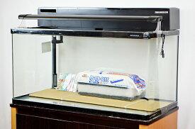 【送料無料】 ニッソー 90cm曲げガラス水槽 NS−113 パワーマスターLED 観賞魚飼育7点セット 【到着日時指定不可】【北海道・沖縄・離島、別途送料】