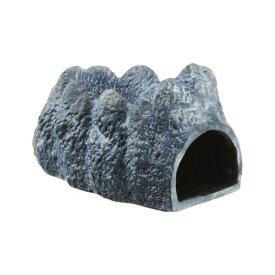 GEX エキゾテラ モイストロック110 加湿ができる陶器製シェルター 爬虫類用