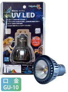 ゼンスイ マイクロ UV LED 小型紫外線LEDライト 交換球【爬虫類・両生類/照明・温度管理グッズ】