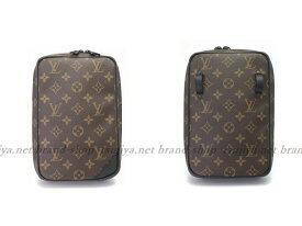 Louis Vuitton ルイヴィトン モノグラムソーラーレイ・ユリティーサイドバッグ M44477【辻屋質店13268】【中古】【質屋出品】