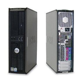 Windows XP Pro/DELL Optiplex 780 DT Core2 Duo 3.00GHz/2GB/160GB/DVD 中古パソコン デスクトップ