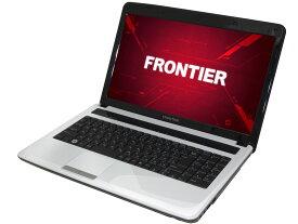 Windows7 Pro 64BIT FRONTIER FRNP314 i3-2350M 2.30GHz 4GB 250GB DVD 15.6インチ 無線LAN Office 中古パソコン ノートパソコン