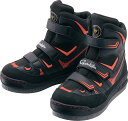 がまかつ フェルトスパイクシューズ(パワーT) GM4514 ブラックレッド(スパイクシューズ シューズ 靴 磯シューズ 磯靴 フィッシングス…