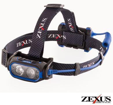 フジ ゼクサス ZEXUS LEDヘッドライト ZX-720モーション・センサー搭載 (フィッシング 釣り つり アウトドア led ヘッド ライト 作業用 防水 釣り用品 道具 ネックライト ヘッドライト ヘッドランプ ledヘッドランプ ledヘッドライト)