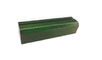 【在庫限り★特別価格】シンビ WD-20 木製プライススタンド 緑 10個セット販売+1個おまけ付き※廃盤品の為
