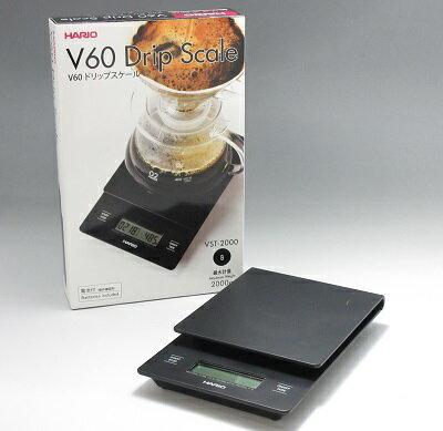 HARIO ハリオ式珈琲 V60 ドリップスケール VST-2000B