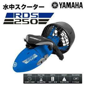 YAMAHA SEASCOOTER 水中スクーター シースクーター RDS250 国内正規品