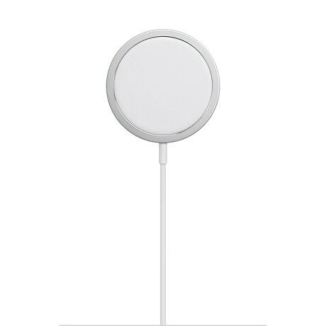 【Apple(アップル)純正】【Qi充電】MagSafeCharger充電器マグセーフ【iPhone12/iPhone12Pro対応】【新品/未使用】【MHXH3ZA/A】