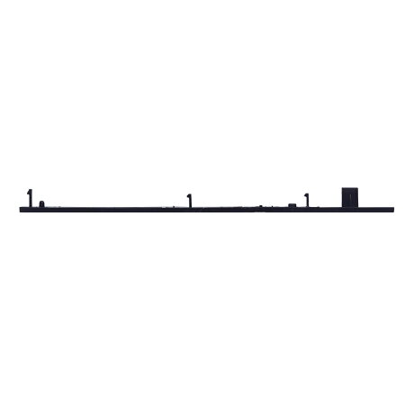 【DBRE-002】Blu-ray用ベゼル黒FUJITSU汎用通用タイプ内蔵12.7mmスリムドライブ対応G-Bas/切りかけ規格