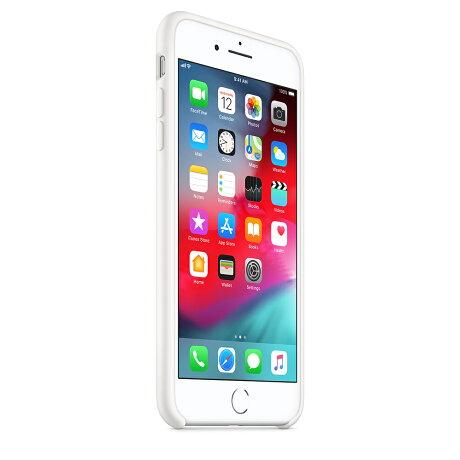 【ネコポス】【APPLEアップル】【純正】iPhone8Plus用シリコーンケースホワイト【MQGX2FE/A】