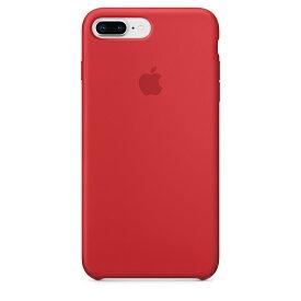 【ネコポス】【APPLE アップル】【純正】iPhone 8 Plus用 シリコーンケース PRODUCT(RED)【MQH12FE/A 】