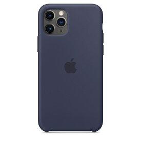 【楽天お買い物マラソン】【ネコポス】【APPLE アップル】【純正】iPhone 11 Pro用 シリコンケース ミッドナイトブルー【MWYJ2FE/A】【新品/未使用】【特別価格】