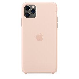 【楽天お買い物マラソン】【ネコポス】【APPLE アップル】【純正】iPhone 11 Pro Max用 シリコンケース ピンクサンド【MWYY2FE/A】