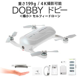 【Apple製品対応】ドローン 4K カメラ付き 小型 DOBBY ドビー 本体 初心者 子供 GPS セルフィー ZEROTECH ゼロテック Wifi FPV 自撮り Youtube 撮影
