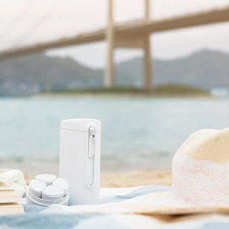 トラベルボトルTICSKINBOTTLEV2.0(スキン用)[日本総代理店]スキンクリームや化粧水をひとまとめ!旅行・出張・ジムなどに最適
