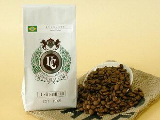 巴西桑托斯尼波勒咖啡的咖啡豆粉) 100 克