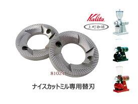 【ネコポス便ポスト投函】カリタ カッターセット(ナイスカットミル専用)替刃