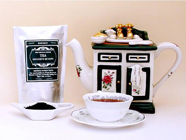 オリジナル紅茶 キーマン/Keemun (中国産)100gパック入り