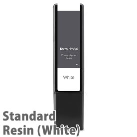 Formlabs 3Dプリンター スタンダードレジン(White)