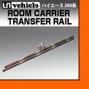 【UIvehicle/ユーアイビークル】ハイエース 200系 ルームキャリアー移動レール標準ボディ(スーパーGL,S-GL)用サーフ…