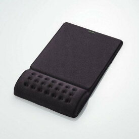 マウスパッド マウスパット エレコム COMFY MP-095BK ブラック MP-095GY グレー 【あす楽】