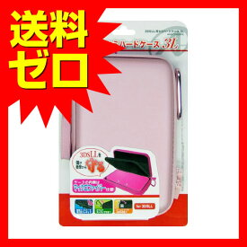 3DS LL用 「セミハードケース 3L」 ( ピンク ) ANS-3D026PK :対応機種 :対応機種 3DSLL