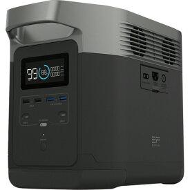 エコフロー ポータブル電源 EFDELTA EFDELTA1300-JP 1台