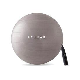 エレコム ELECOM バランスボール 65cm グレー HCF-BB65GY