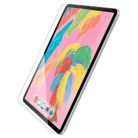 iPad Pro 12.9インチ 2018年モデル / 保護フィルム / リアルガラス / 0.33mm 専用品・iOS ( タブレットフィルム ) エレコム ELECOM TB-A18LFLGGN